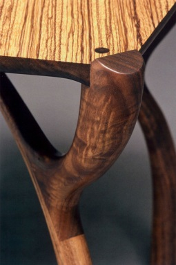 Arched Table by Todd Ouwehand (detail)