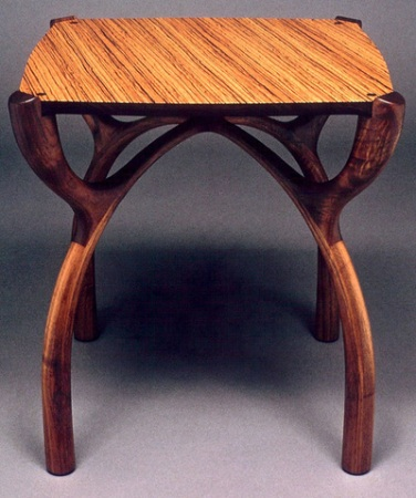 Arched Table by Todd Ouwehand
