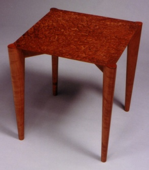 Lo Table (Cherry) by Todd Ouwehand