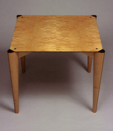 Lo Table (Maple) by Todd Ouwehand