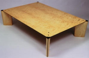 Lo Coffee Table by Todd Ouwehand
