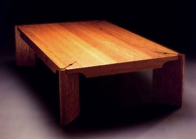 Newport Coffee Table by Todd Ouwehand