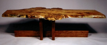Solana Coffee Table by Todd Ouwehand