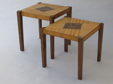 Trapezoid Tables by Todd Ouwehand