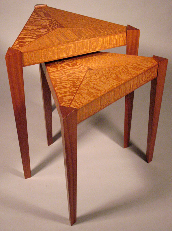 Triangle Tables 1 by Todd Ouwehand