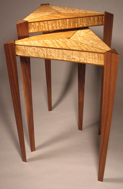 Triangle Tables 2 by Todd Ouwehand