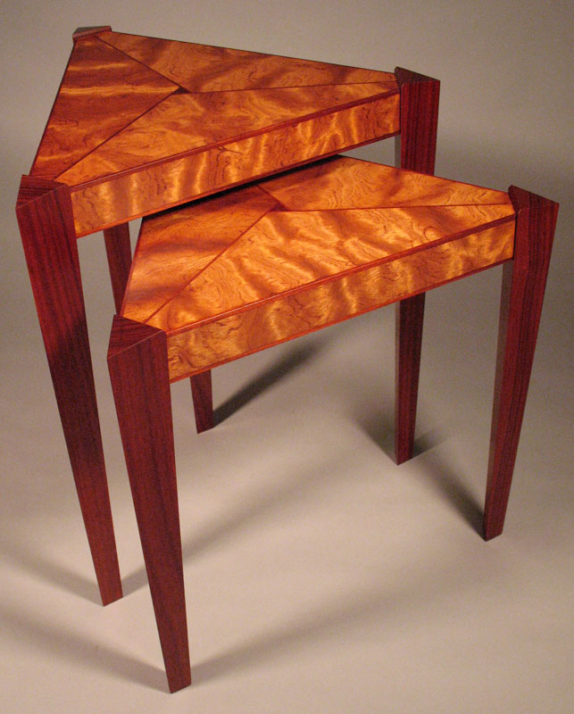Triangle Tables 3 by Todd Ouwehand