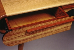 Writing Desk by Todd Ouwehand