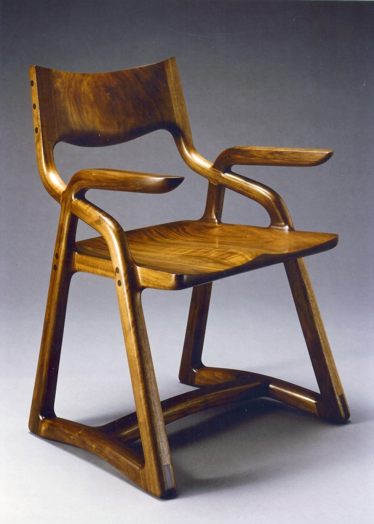 Armchair 1 by Todd Ouwehand