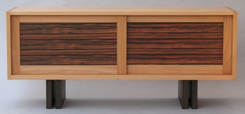 Midcentury Credenza by Todd Ouwehand