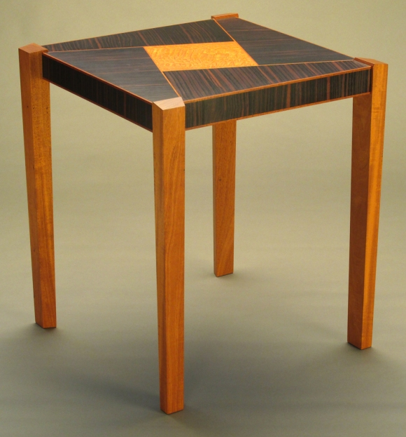 Trapezoid Table 2 by Todd Ouwehand