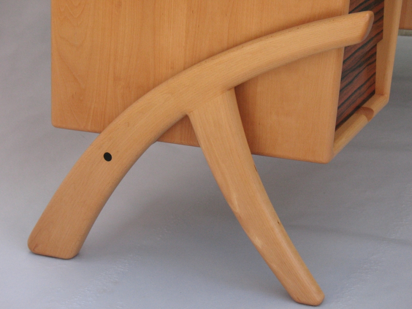 Wave Desk by Todd Ouwehand